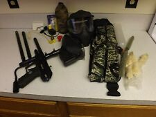 Spyder Vs1 Paintball Gun & Accessories