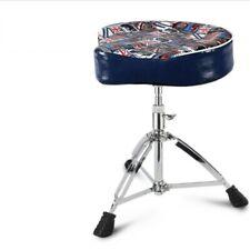 Drum Stool Motorcycle Saddle Drum Throne(Brand New)