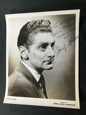 '40s Sonny Sparks General Artist Autographed Authentic Signed Theater Photo A120