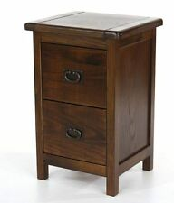 Pine Antique Style Bedside Tables & Cabinets with Cupboard