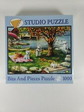 """Bits and Pieces Studio Puzzle; Autumn Comes Early; 1000 pieces; 20""""x27""""; 13&Up"""