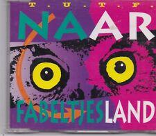 Tuff-Naar Fabeltjesland cd maxi single 8 tracks