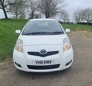 2011 Toyota Yaris 1.3 T-spirit Automatic multimode