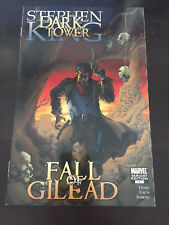 Dark Tower The Fall of Gilead #6 2009 Marvel 1:25 Tom Raney variant Cover B NM-