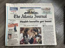 (2) NEWSPAPERS 1996 Atlanta Olympics Gold Medal Team USWNT USA Soccer Mia Hamm