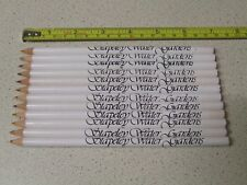 12 Advertising / Fun / Novelty Multicolour Lead Pencils - Stapeley Water Gardens