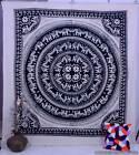Elephant Mandala Tapestry Bedspread Ethnic Indian Wall Hanging Bohemian Bedding