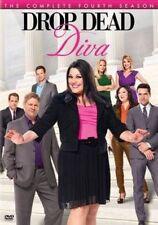 Drop Dead Diva Complete Season Four 4 R1 DVD