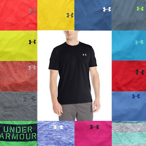 Under Armour UA Men's Loose Fit Heatgear Active Short Sleeve T Tee Shirt