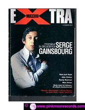 IL MUCCHIO EXTRA N°38/2012 SERGE GAINSBOURG NINE INCH NAILS RANDY NEWMAN