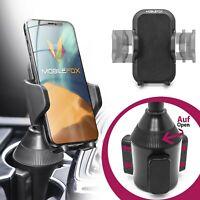 Mobilefox Universal Auto Handy Halterung KFZ Halter Getränke Dosen Becher PKW