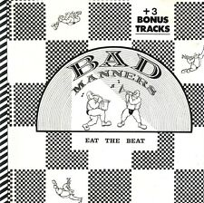 BAD MANNERS - EAT THE BEAT-EXPANDED EDITION  CD NEW+