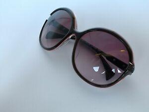 Chrome Hearts Dark Purple Sunglasses Model Widows Tear RRP1250 Authentic Rare
