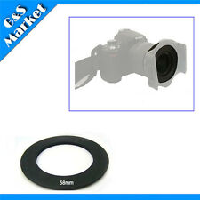 Square Filter 58mm Adaptor Ring for Cokin P Series