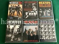 The Beatles FAB Series 6 DVD Set Recovered Archives Production Silver Collection
