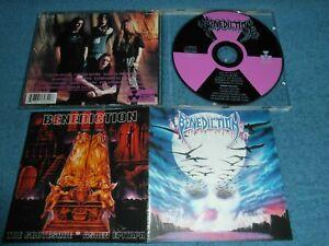 Benediction – Dark Is The Season/ The Grotesque / Ashen Epitaph CD