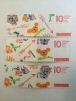 GB 1 x 1989 Greetings Booklet - stamps all VF - Superb Rest VG/F/G+ C/V £24@2020