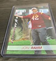JON RAHM FUTURE STAR ROOKIE CARD RC GOLF 🔥 RARE! 100 ONLY!
