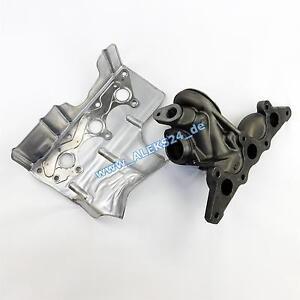 Abgaskrümmer mit Dichtung Abgasanlage Turbokrümmer für Smart 450 0.6 Benzin