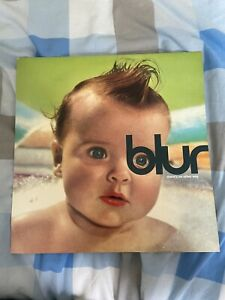 """Blur Theres No Other Way Vinyl 12"""" VG Condition"""