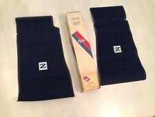 NOS 280zx Floor Mats DATSUN Nissan From 1989 To 1984 NOS Blue, Super Rare