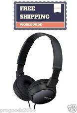 Sony MDR-ZX110  ZX Series Stereo Headphones Black Brand New & Sealed Genuine
