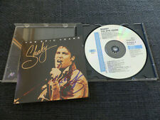 "SHAKIN STEVENS signed signiert Autogramm auf ""THE EPIC YEARS"" CD InPerson LOOK"