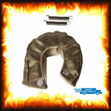 T3 Titanium Blanket Bag Heat Shield Garrett Subaru Nissan Skyline Cosworth