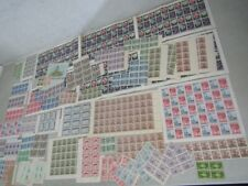Nystamps Philippines large many mint NH stamp block sheet collection
