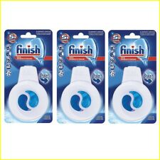 Finish Dishwasher Air Freshener Scent Odour Stop (Pack of 3)