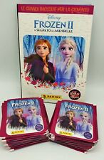 FROZEN 2 Il segreto di Arendelle Album + 50 bustine figurine Panini box v. Promo