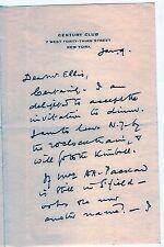 Samuel Kerkham Ratcliffe British Journalist & Lecturer Autograph Letter Signed