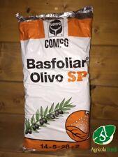 Compo Basfoliar olivo sp 5kg concime fogliare cura olive olivo