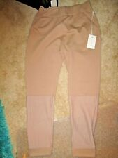NWT * $110 Womens Joggers Lime And Vine Jess PULL ON MED PANTS * JAYDAH *COFFEE