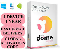 Panda Dome Advanced 1 Device / 1 Year + Free VPN GLOBAL CODE 2020 E-MAIL ONLY