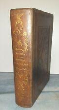 Histoire de Napoléon par M. De Norvins, vignettes de Raffet, Ed 1840 Furne & Cie