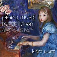Beethoven / Wurtz / - Piano Music for Children [New CD]