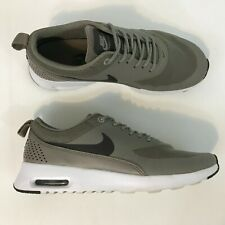 Women's Air Max Thea Low Top Sneakers, Beige (Light BoneSailWhite), 5 UK