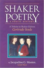 Shaker Poetry: A Poetic History. A Tribute to Shak
