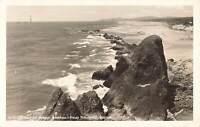 Vintage 1900s Postcard Beautiful Oregon Beaches Newport pacific northwest coast
