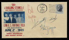 The Rolling Stones First American Concert Featured on Collector Envelope *OP1303