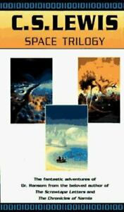 C. S. Lewis: Space Trilogy (Silent Planet, Perelandra, Hideous Strength) MINT