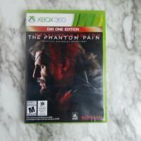 Metal Gear Solid V: The Phantom Pain, XBOX 360