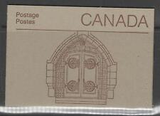 Canada SGSB 95f 1985 portes pour chambre des communes livret