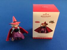 Madame Alexander: Wicked Witch of the East 2017 Hallmark ornament (Member Excl)