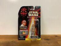 Star Wars Episode 1 Anakin Skywalker Commtech Chip Hasbro 1998 a