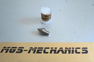Sehr kleine feststehende Körnerspitze Zentrierspitze mit 8 mm Schaft