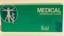 Vis-Ed Medical Terminology Cards - Boxed - Alan Y. Cohen Md