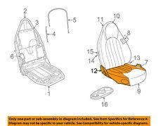 JAGUAR OEM 97-00 XK8 Front Seat Mechanism Side Cover Right GJB4730AAAGD