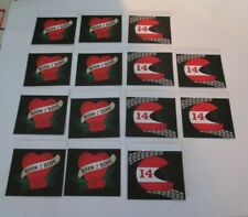 """Lot of """"Cool Riders"""" """"Born 2 Ride"""" & #14 Valentines No Envelopes"""